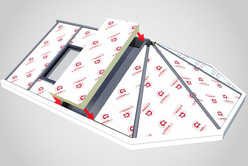 Leka replacement roofs