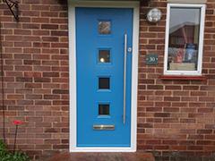 Apeer 70 Front Door