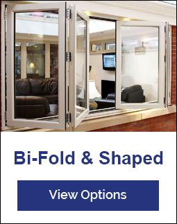 Bi-Fold and Shaped Windows
